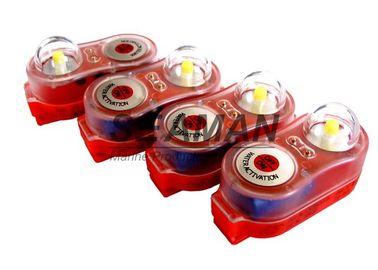Luce marina CISLM di indicazione di salvataggio delle luci stroboscopiche del giubbotto di salvataggio approvata