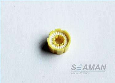 Pillola sensibile di giallo della bobina dell'acqua degli accessori del giubbotto di salvataggio di Suda & della plastica che riarma corredo